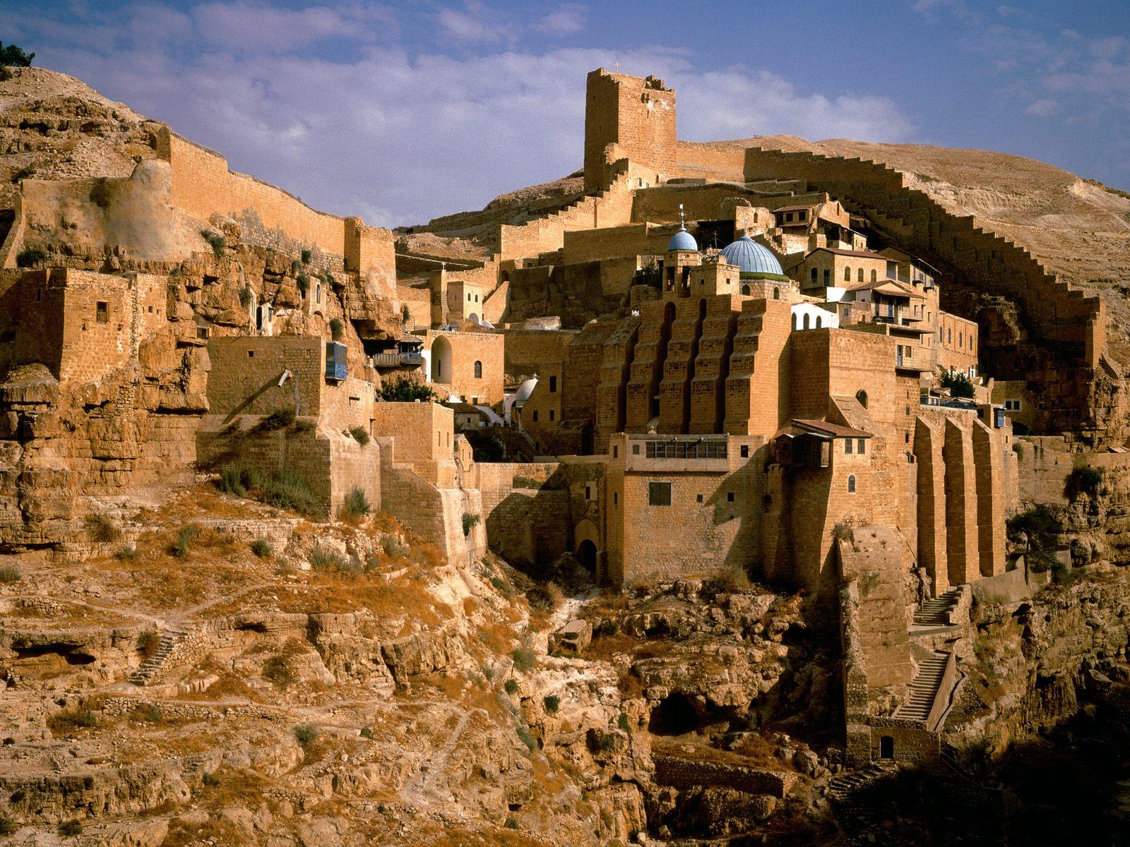 mar-saba-monastery
