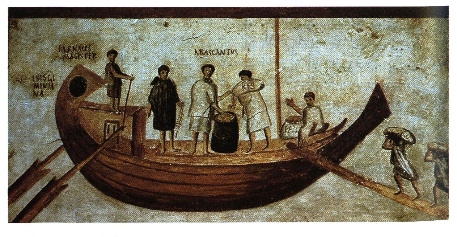 1.124 trirreme romano